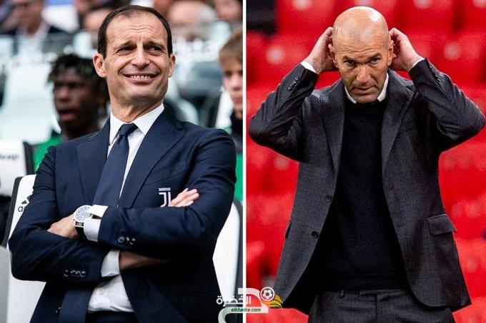 كواليس التعاقد المحتمل بين ريال مدريد والمدرب أليجري 2