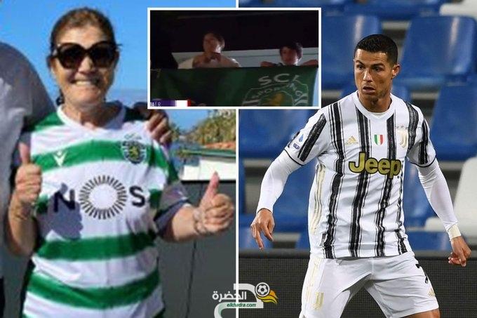 """والدة رونالدو : """"سأتحدث مع كريستيانو وأحاول إقناعه بالعودة الى لشبونة"""" 15"""