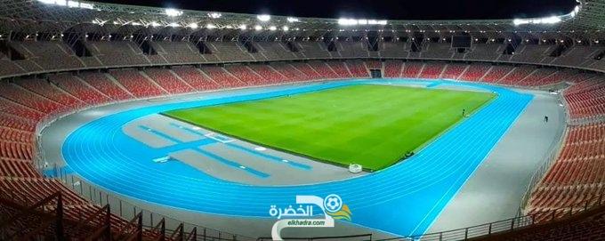 ملعب وهران أو 5 جويلية لاستضافة نهائي كاس الرابطة 1