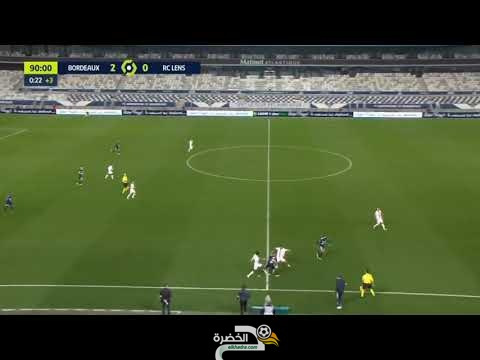 شاهد هدف مهدي زرقان ضد لانس اليوم 8