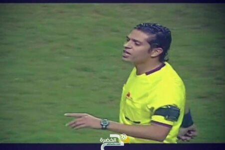 الغندور لإدارة المباراة الودية بين المنتخب الجزائري و مالي 1