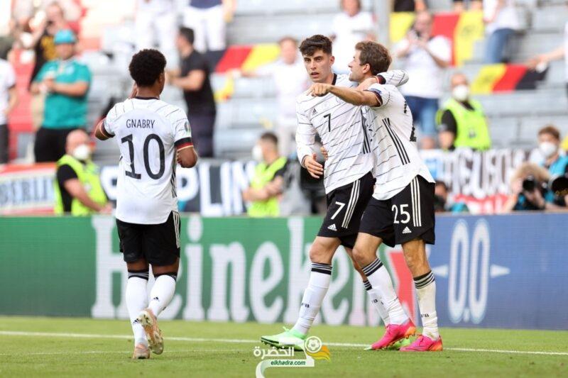 ألمانيا تتغلب على البرتغال بأربعة أهداف مقابل هدفين 6