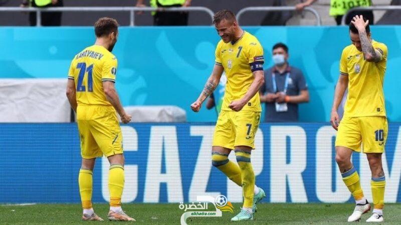 رسمياً : منتخب أوكرانيا يتأهل إلى دور الـ16 في يورو 2020 1