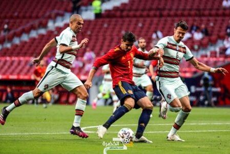 البرتغال وإسبانيا يتعادلان سلبيًا في ودية ما قبل يورو 2020 6