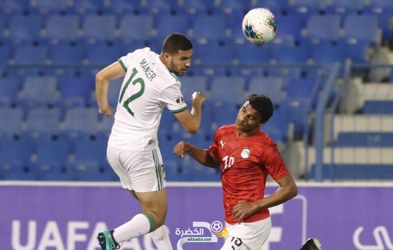 القنوات الناقلة لمباراة الجزائر - مصر في كأس العرب تحت 20 سنة 4