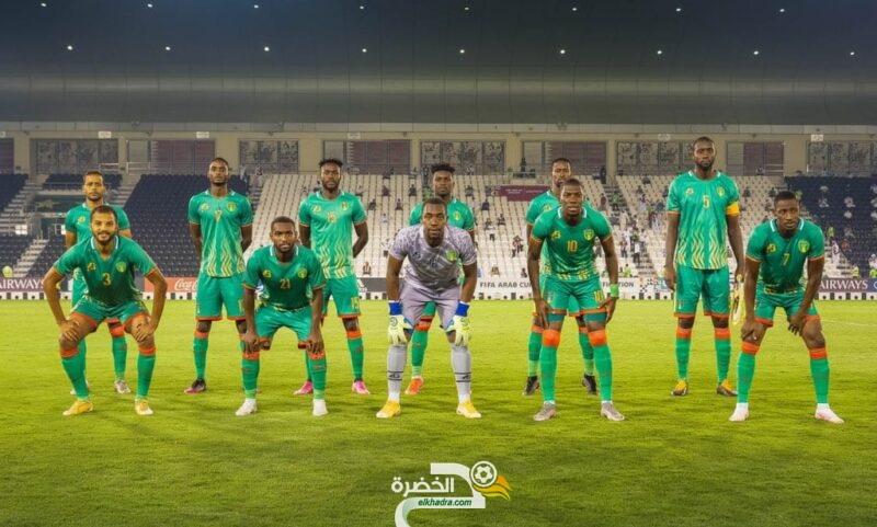 المنتخب الموريتاني يتخطى اليمن ويتأهل لكأس العرب 3