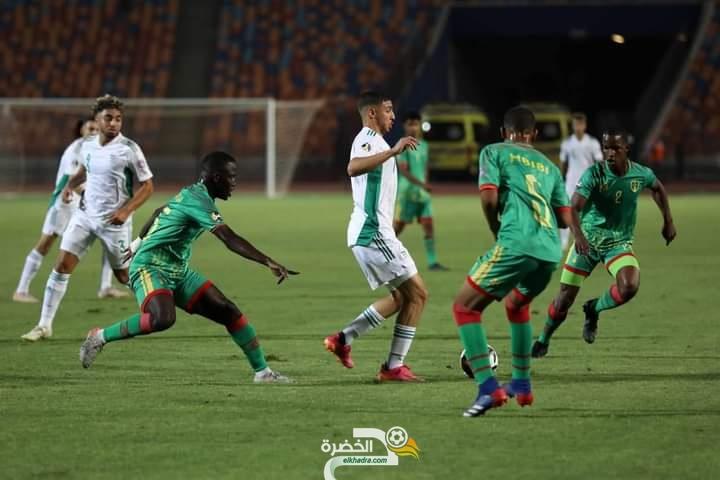 المنتخب الوطني لأقل من 20 سنة يفوز على موريتانيا ضمن بطولة كأس العرب 6