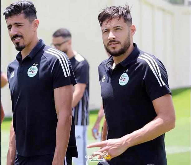 """بلايلي : """" سنتنقل إلى تونس من أجل العودة بالفوز فقط"""" 1"""