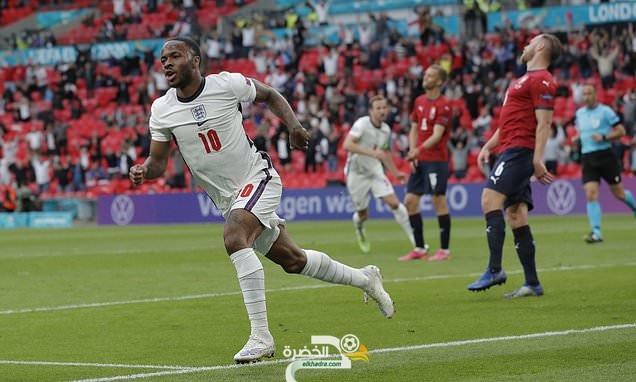 يورو 2020 : سترلينج يقود إنجلترا للفوز على التشيك وتصدر المجموعة الرابعة 5