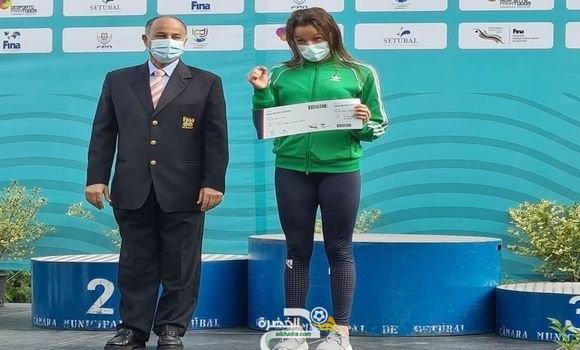 السباحة الجزائرية سعاد شرواطي تفتك تأشيرة المشاركة في الأولمبياد 7