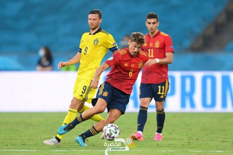 يورو 2020 : تعادل إسبانيا و السويد سلبياً بدون أهداف 2