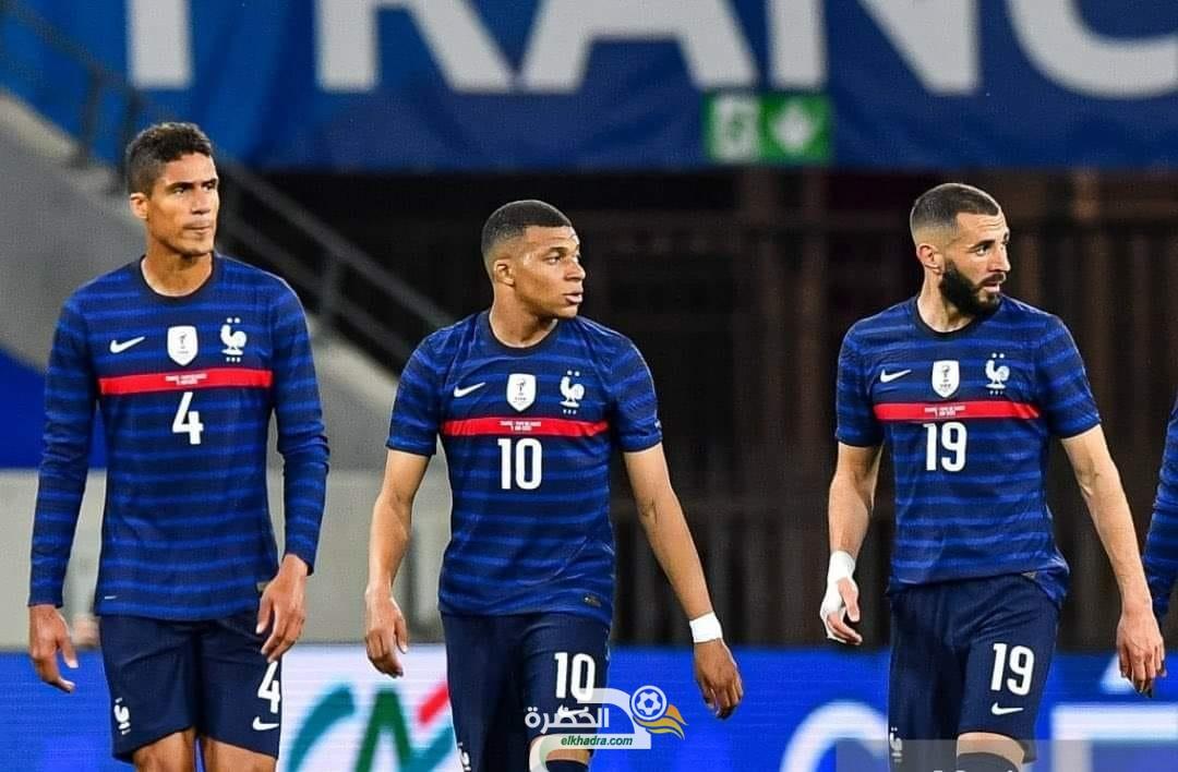 المنتخب الفرنسي يهزم المنتخب الويلزي في مباراة ودية 5