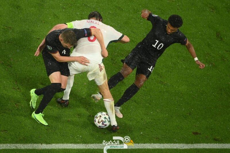 منتخب ألمانيا يحجز مقعدًا فـي دور الـ16 من كأس أمم أوروبا 2020 1