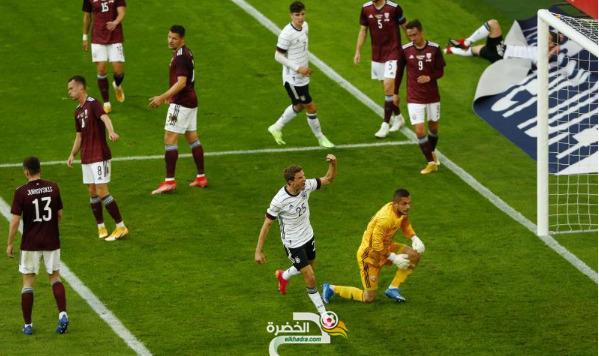 تحضيرات يورو 2020 : منتخب ألمانيا يكتسح لاتفيا بسباعية مقابل هدف 4