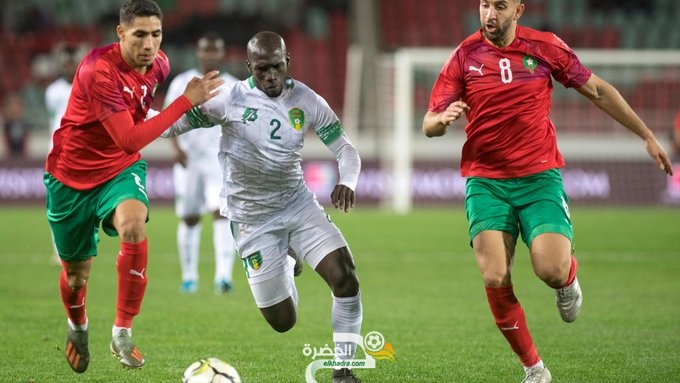 يهم الخضر.. منتخب المغرب يفوز على بوركينا فاسو بهدف نظيف 1