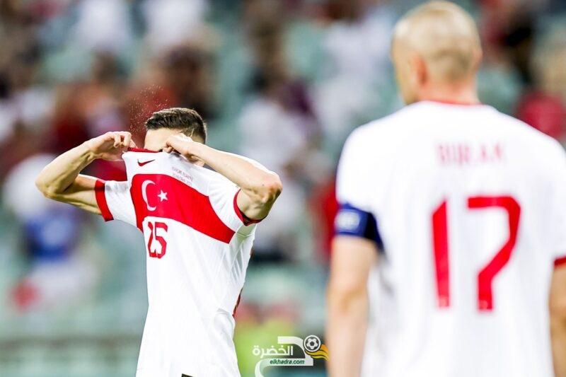 تركيا تودع بطولة يورو 2020 دون أن يحصد أي نقاط 7