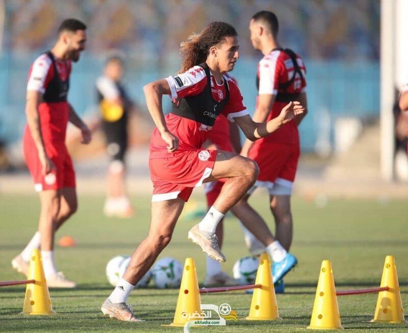 بالصور .. منتخب تونس يستأنف التحضيرات للمباراة الودية أمام الجزائر 1
