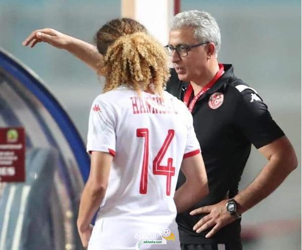 """منذر الكبير : """" سنؤكد قوة منتخب تونس مجددا أمام منتخب الجزائر"""" 6"""