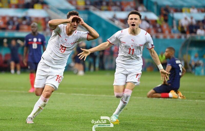 مُنتخب سويسرا يتأهل إلى الدور ربع النهائي من كأس أمم أوروبا 2020 8