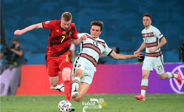 مُنتخب بلجيكا يقصي البرتغال ويتأهل إلى الدور ربع النهائي من يورو 2020 12