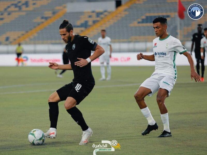 الرجاء البيضاوي المغربي يرافق شبيبة القبائل إلى نهائي كأس الكونفدرالية 1