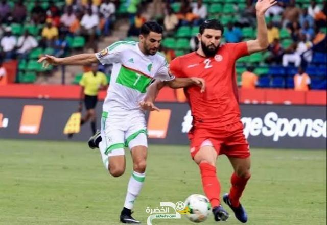 القنوات الناقلة لمباراة الجزائر وتونس في تحضيرات تصفيات كأس العالم 2022 1