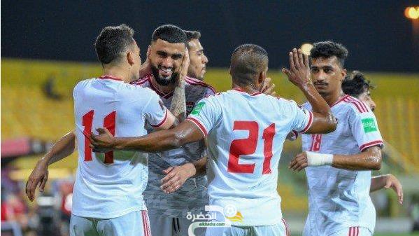 تصفيات كأس العالم : الإمارات تتجاوز تايلاند بثلاثية لهدف 3