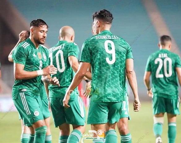 المنتخب الجزائري : تخصيص مبلغ 405 ملايين دينار من أجل نقل مباريات الخضر 1