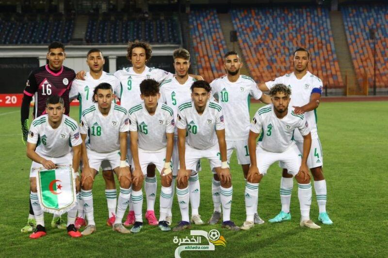 برنامج مباريات المنتخب الوطني في كأس العرب للمنتخبات تحت 20 سنة 7