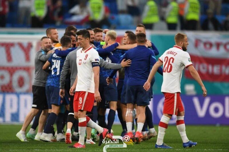 يورو 2020 : فرحة سلوفاكية وخيبة بولندية 4
