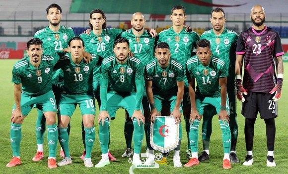 مباراة الجزائر والنيجر اليوم 8-10-2021 Algérie vs Niger 5
