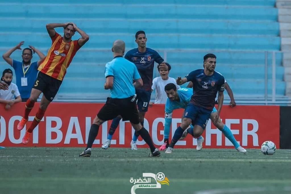 الأهلي المصري يفوز على الترجي التونسي في نصف نهائي دوري أبطال أفريقيا 2