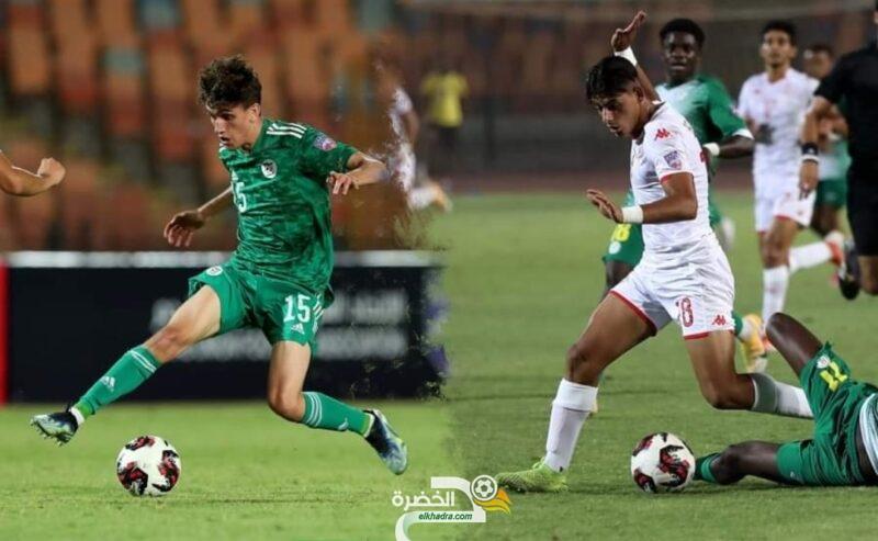 القنوات الناقلة لمباراة الجزائر - تونس في كأس العرب تحت 20 سنة 7