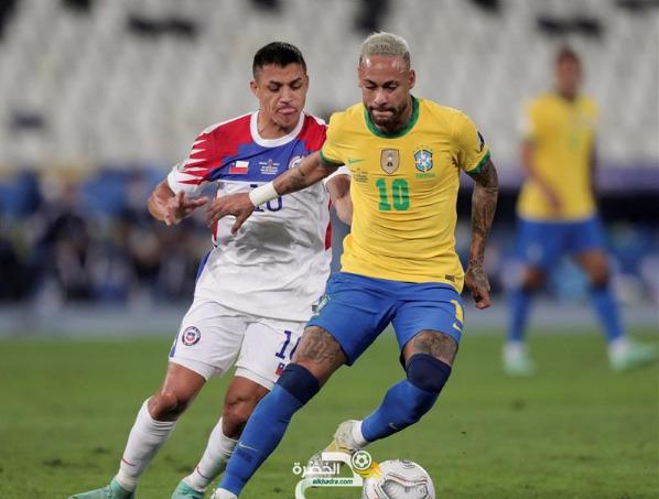 البرازيل تصعد إلى نصف نهائي كأس كوبا أمريكا لكرة القدم 4