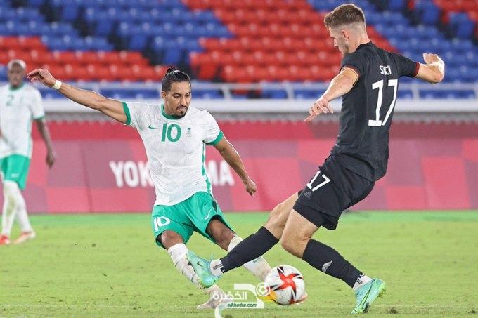 السعودية تنهزم أمام ألمانيا بمنافسات كرة القدم للرجال في أولمبياد طوكيو 2