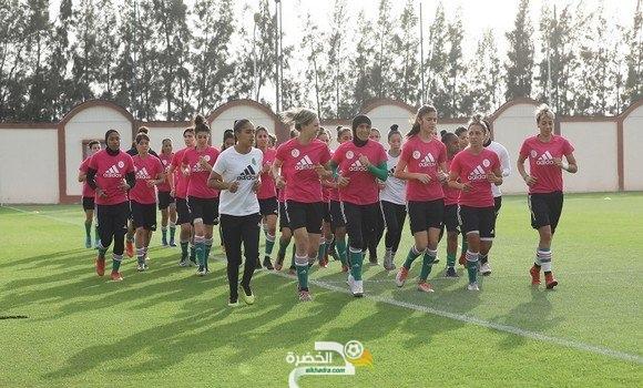 المنتخب الجزائري النسوي في تربص من 13 إلى 18 يوليو بالجزائر 5