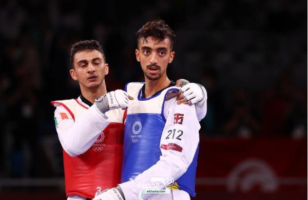 محمّد خليل الجندوبي صاحب أول ميدالية عربية في أولمبياد طوكيو 2020 5