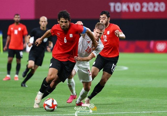 أولمبياد طوكيو 2020 : مصر تفتتح مشوارها بتعادل أمام إسبانيا بدون أهداف 19