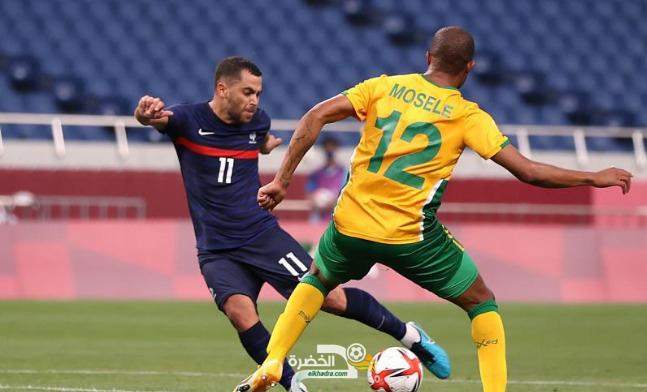 منتخب فرنسا الأولمبي يفوز على جنوب أفريقيا بأولمبياد طوكيو 13