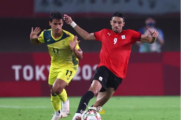 الألعاب الأولمبية: منتخب مصر يتجاوز أستراليا بثنائية و يبلغ الدور الربع النهائي 10