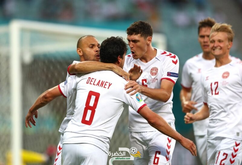 مُنتخب الدنمارك يتأهل إلى الدور نصف النهائي من كأس أمم أوروبا 2020 2