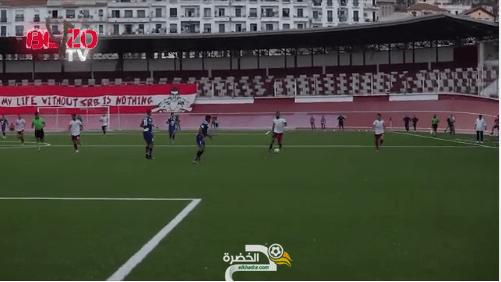 شباب بلوزداد يفوز على نجم مقرة وينفرد بصدارة الدوري الجزائري 7