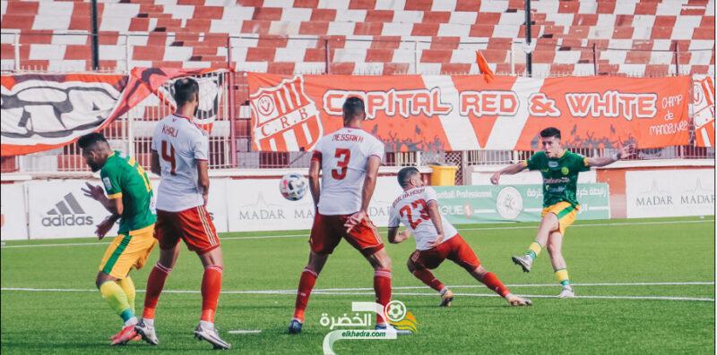 شباب بلوزداد يفوز على شبيبة القبائل وينفرد بصدارة الدوري الجزائري 9