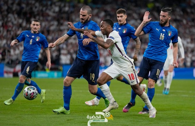 منتخب ايطاليا بطلا ليورو للمرة الثانية في التاريخ 7