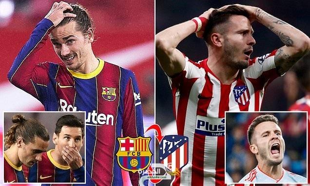 جريزمان يقدّم تضحية من أجل العودة إلى أتلتيكو مدريد في الموسم المقبل 38