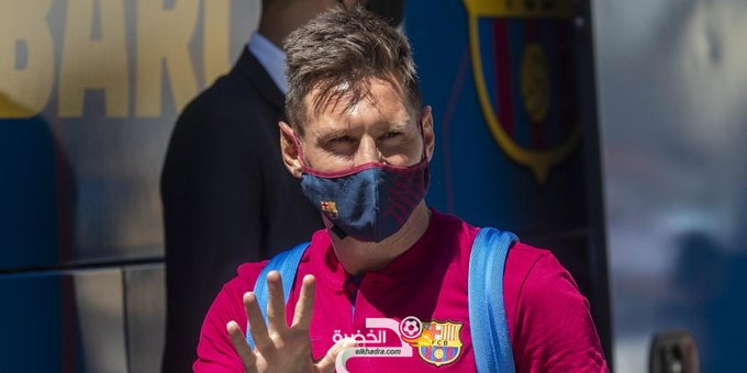 مفاجأة .. ليونيل ميسي يرحل عن برشلونة 4